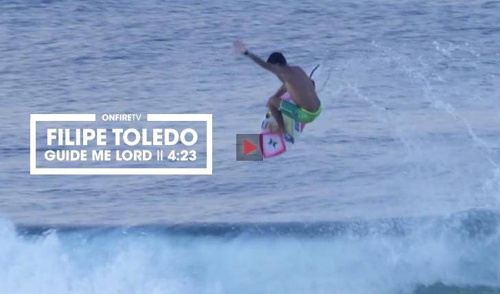 30649Filipe Toledo | Guide me Lord || 4:23