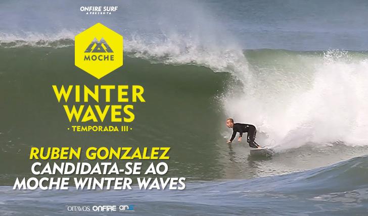 30717Ruben Gonzalez candidata-se ao MOCHE Winter Waves I Temporada III