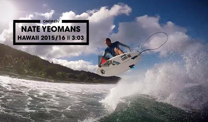 30370Nate Yeomans | Hawaii 2015/16 || 3:03