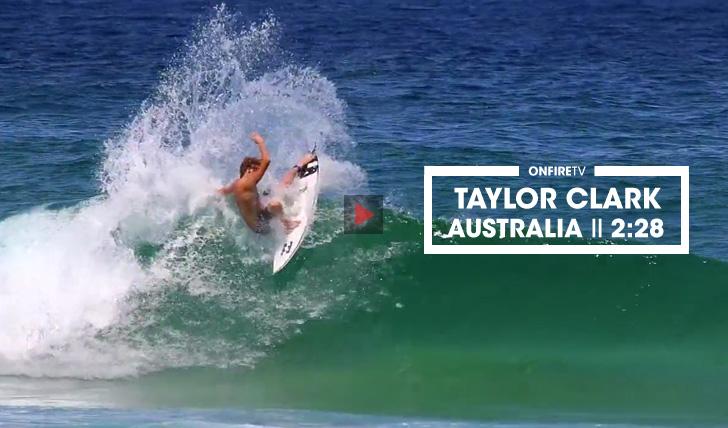 30633Taylor Clark | Australia || 2:28