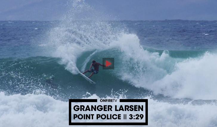 31205Granger Larsen | Point Police || 3:29