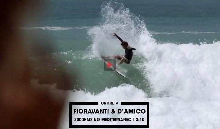 31163Fioravanti & D'Amico | 3.000Kms no Mediterraneo || 3:10