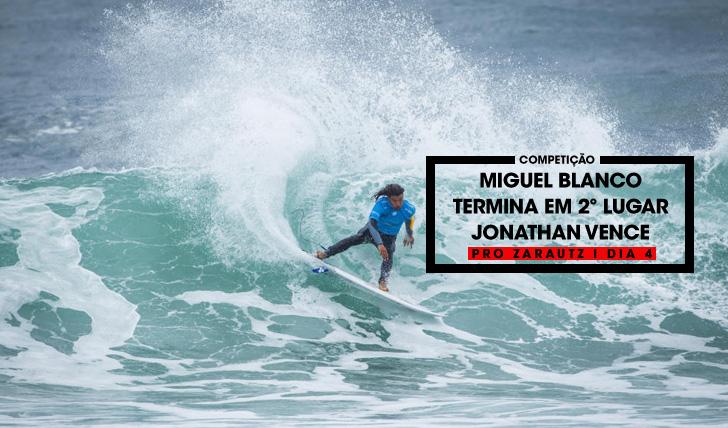 30800Miguel Blanco é vice-campeão em Zarautz