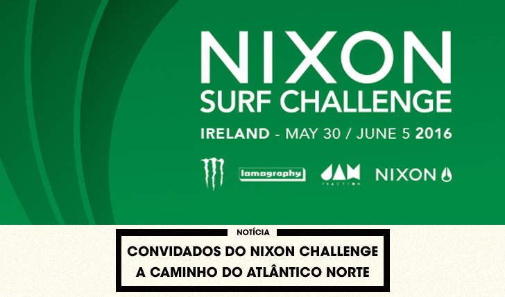 31671Nixon Surf Challenge 2016 a caminho do Atlântico Norte
