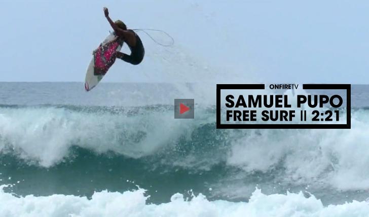 31518Samuel Pupo | Free surf || 2:21