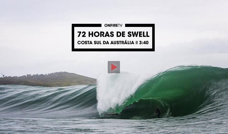 3195772 horas de swell nas Costa Sul da Austrália || 3:40