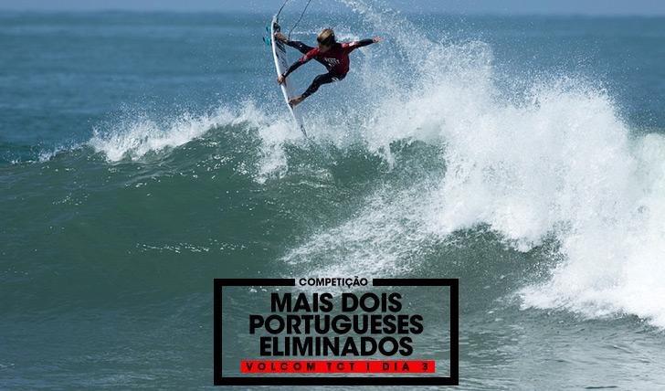 31969Mais 2 surfistas portugueses eliminados no Volcom TCT