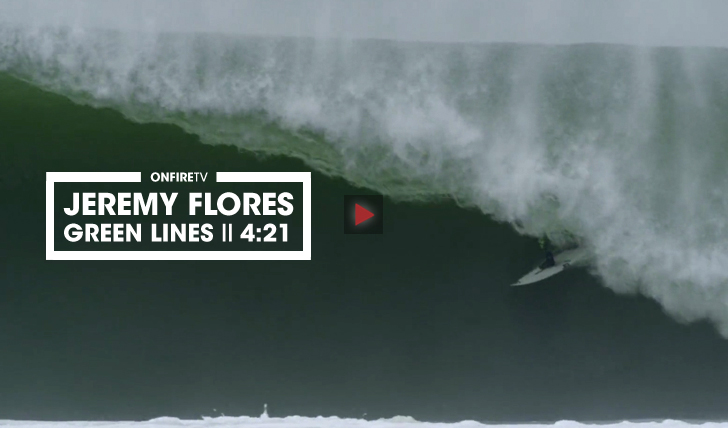 32530Jeremy Flores | Green Lines || 4:21