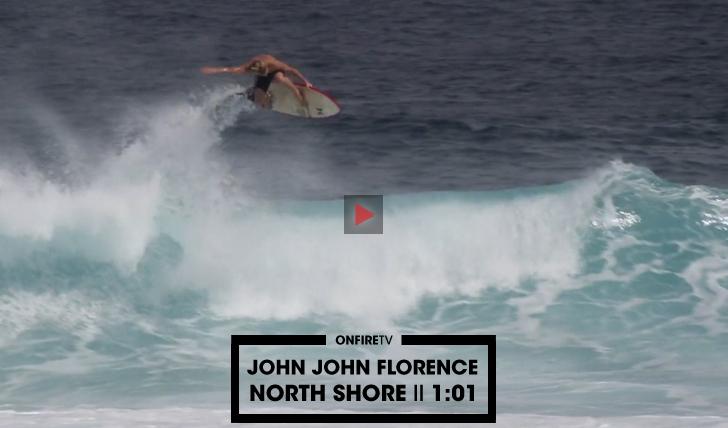 32200John John Florence | North Shore || 1:01