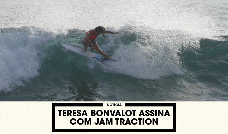 32523Teresa Bonvalot assina com Jam Traction