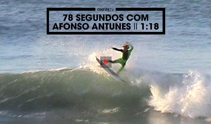3318878 segundos com Afonso Antunes II 1:18