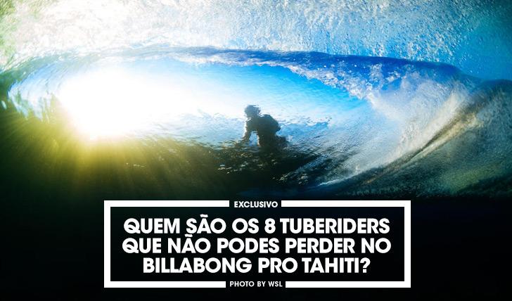 33118Quem são os 8 tube riders que não podes perder no Billabong Pro Tahiti?