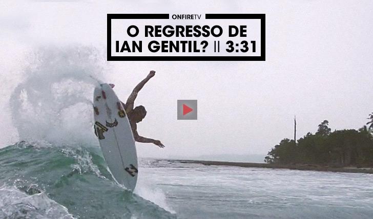 33184O regresso de Ian Gentil? II 3:31