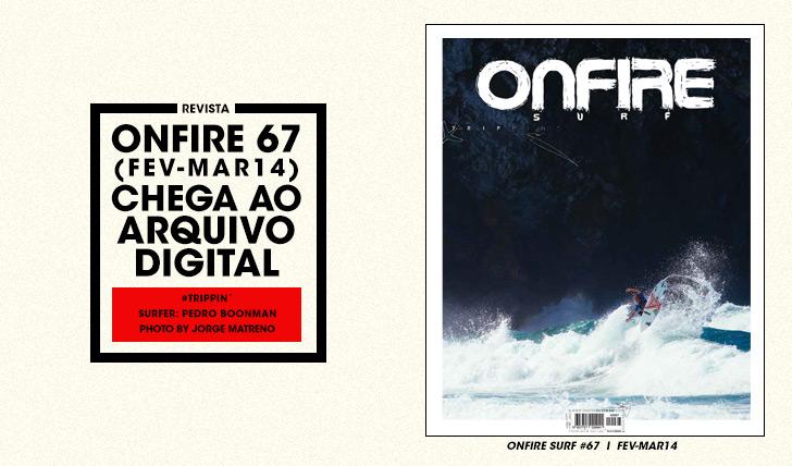 33104ONFIRE 67 | Fev-Mar14 || 84 pág.