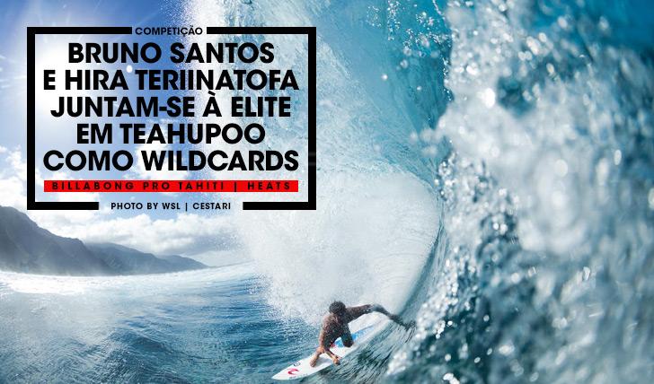 33071Bruno Santos e Hira Teriinatofa juntam-se à elite em Teahuppo