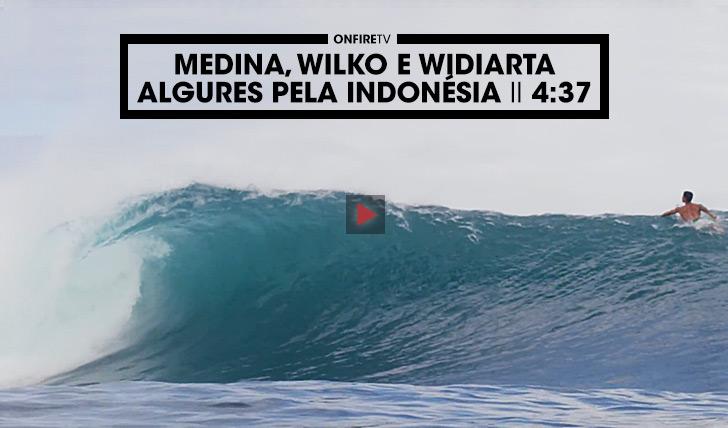 33092Medina, Wilko e Widiarta algures pela Indonésia || 4:37