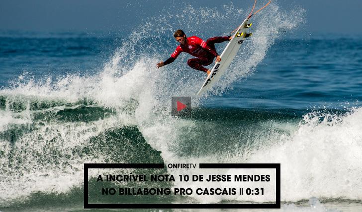 33912A incrível nota 10 de Jesse Mendes || 0:31