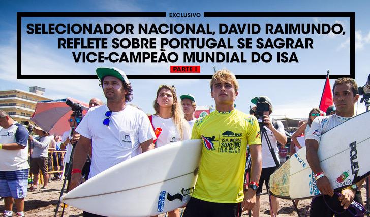 33647Selecionador Nacional, David Raimundo, reflecte sobre título de vice-campeão mundial de Portugal || Parte I