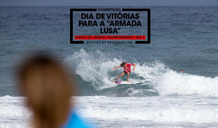 33742Dia de vitórias para Portugal no Vissla ISA World Junior Surfing Championships