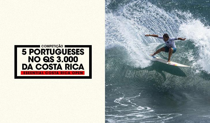 339845 portugueses no Essential Costa Rica Open | QS 3.000