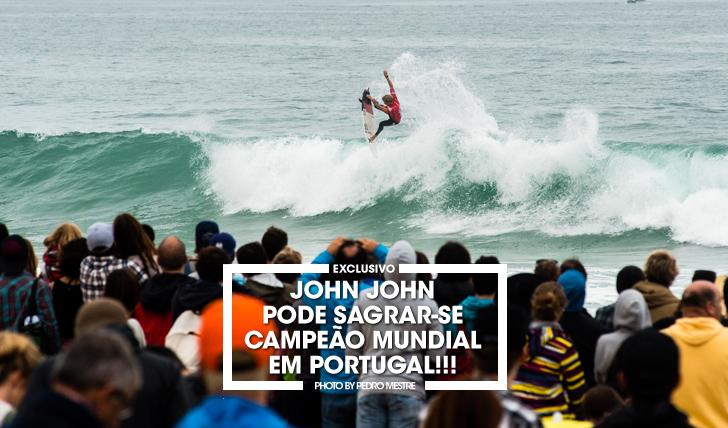 34240Título mundial poderá ser decidido no MEO Rip Curl Pro Portugal