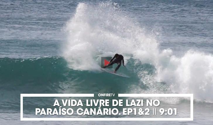 34137A vida livre de Lazi no Paraíso Canário | Ep.01&02 || 9:01