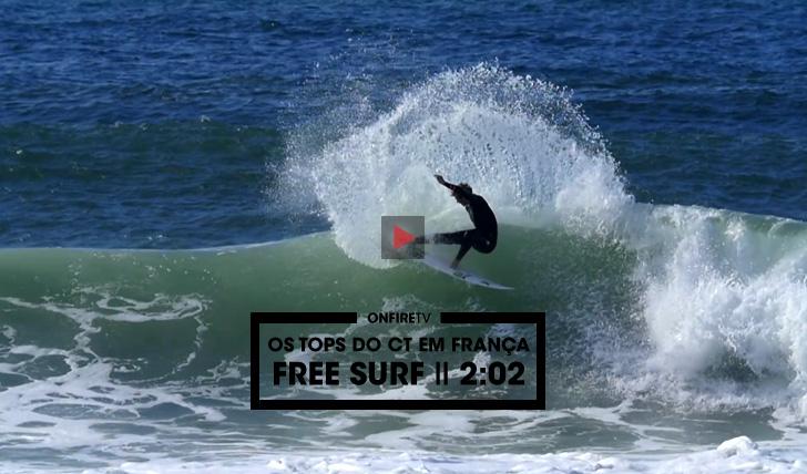 34206Os surfistas do CT em França | Free surf || 2:02