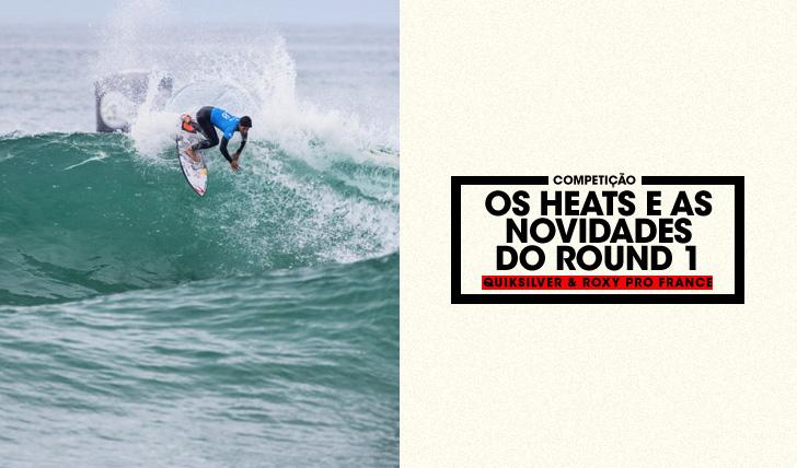 33965Os heats e as novidades do Quiksilver & Roxy Pro France