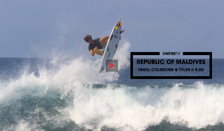 34177Republic of Maldives | Welcome to Water || 5:20