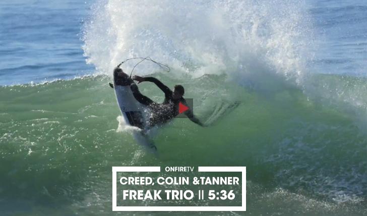 "34895Creed, Colin & Tanner, um trio ""especial"" || 5:36"