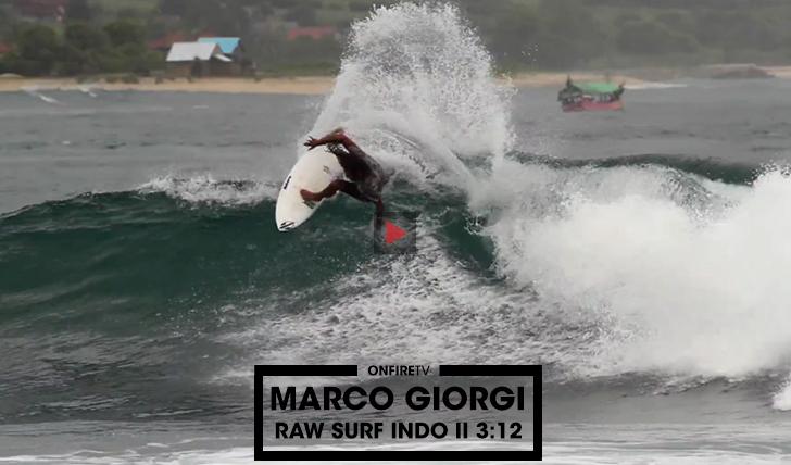 35069Marco Giorgi | Raw Surf Indo || 3:12