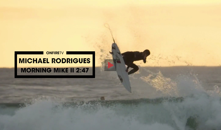 34829Michael Rodrigues | Morning Mike || 2:47