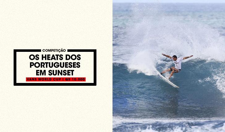 34994Os heats dos surfistas portugueses no Vans World Cup