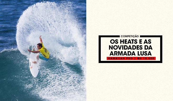 """34785Vasco Ribeiro junta-se ao """"draw"""" do Hawaiian Pro"""