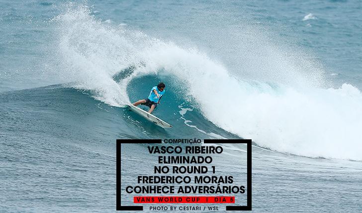 35078Vasco Ribeiro eliminado no Vans World Cup | Dia 5