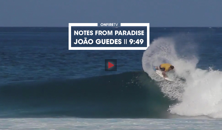 34728Notes from Paradise | João Guedes || 9:49