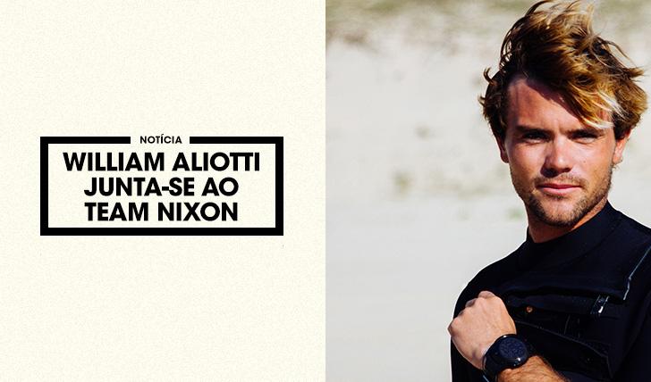 34734William Aliotti junta-se ao team Nixon