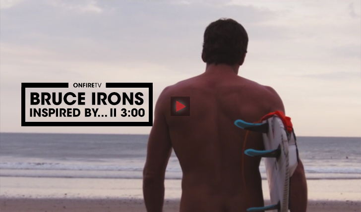 35123Bruce Irons   Inspired by…    3:00