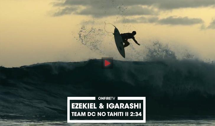 35430Ezekiel & Kanoa   Team DC no Tahiti    2:34