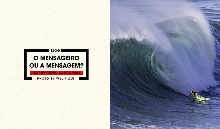 35211Qual vale mais, o mensageiro ou a mensagem? | By Pedro Soeiro Dias | Blog Post