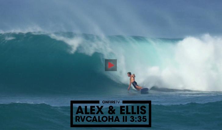 35527Alex Knost & Ellis Ericson no North Shore   RVCAloha    3:35