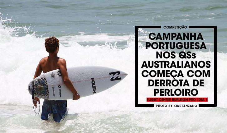 35766Campanha portuguesa nos QSs da Austrália começa com derrota