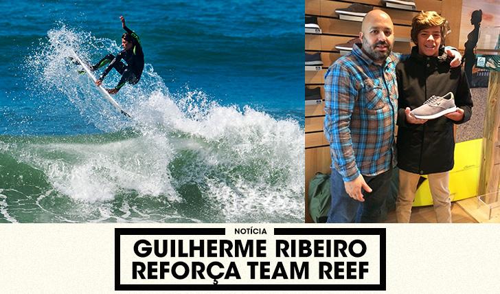35500Guilherme Ribeiro reforça o team nacional da REEF