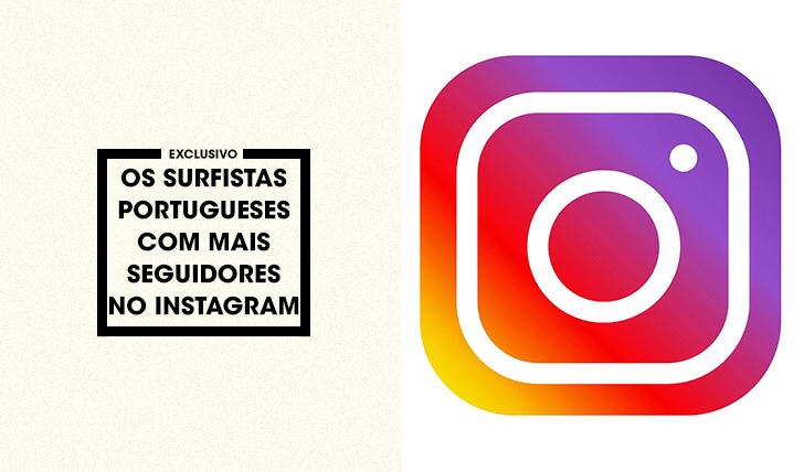 35643Os surfistas portugueses com mais seguidores no instagram