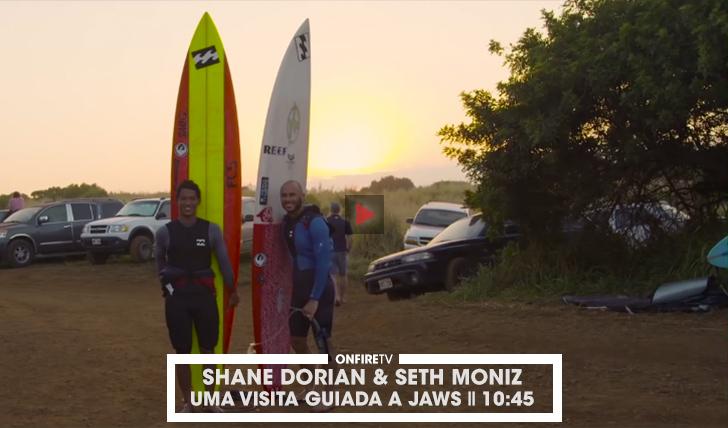 35685Shane Dorian & Josh Moniz | Visita guiada a Jaws || 10:45