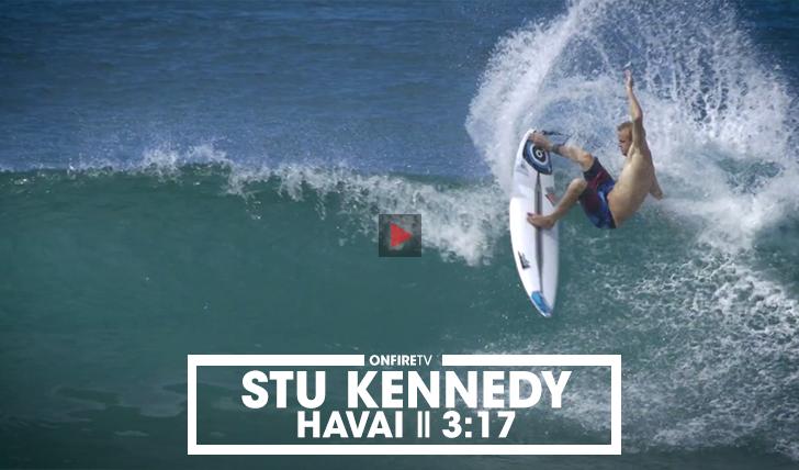 35483Stu Kennedy | Havai || 3:17