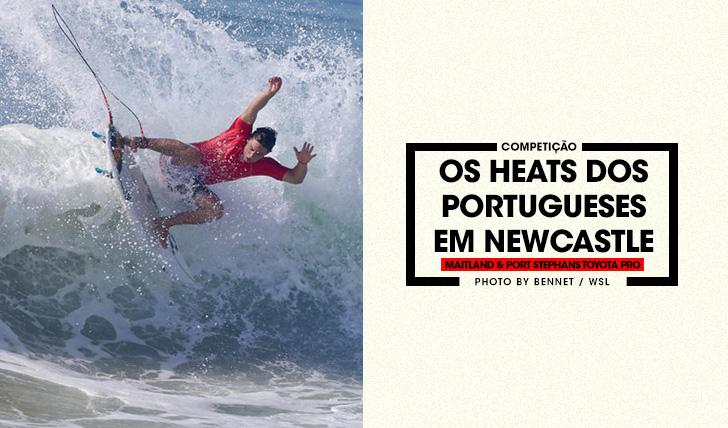 35989Os heats dos portugueses no Maitland and Port Stephens Toyota Pro