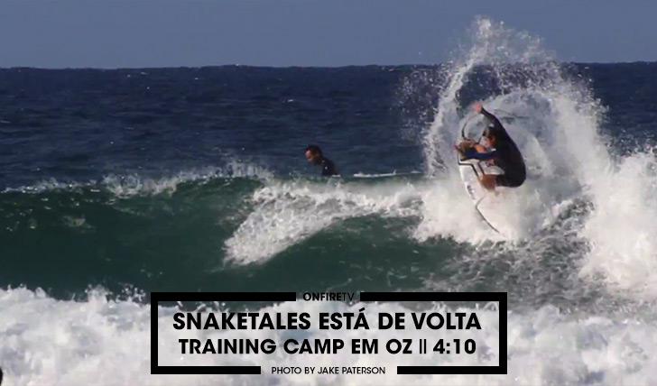 36123Snaketales XXI | Training Camp na Austrália || 4:10