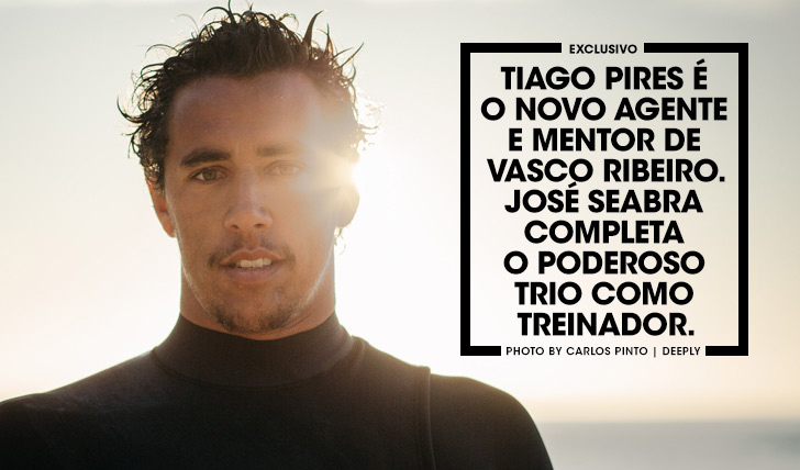 35898Tiago Pires é o novo agente e mentor de Vasco Ribeiro