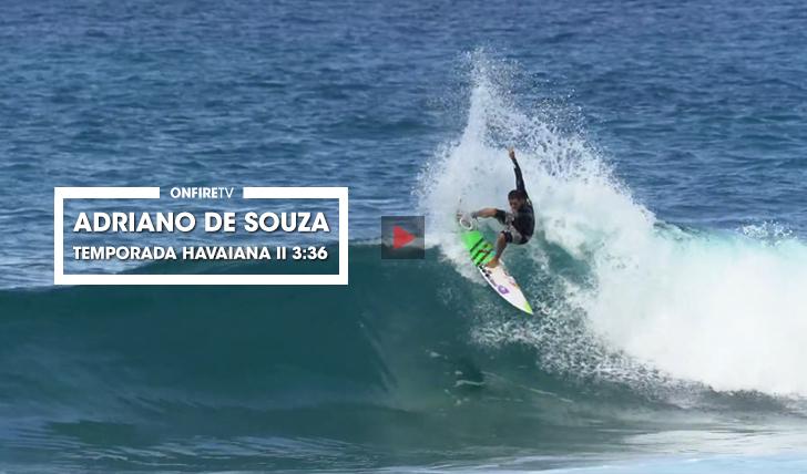 36155A temporada havaiana de Adriano de Souza || 3:36